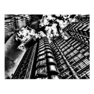 Lloyd's and Willis Buildings Post Cards