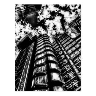 Lloyd's and Willis Buildings Post Card