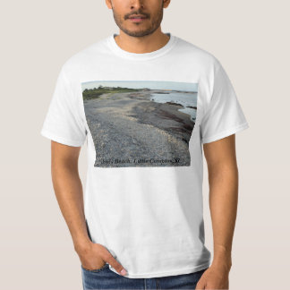 Lloyd's Beach, Little Compton, RI T Shirts