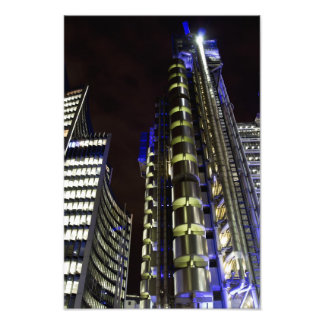 Lloyd's Building Londo Photo Print