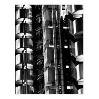 Lloyd's Building London Abstract Post Cards