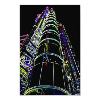Lloyd's Building London Art Art Photo