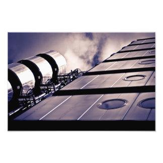 Lloyds Building London Art Photo