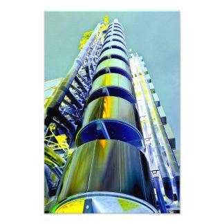 Lloyd's Building London Art Photograph