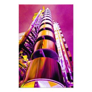 Lloyd's Building London Art Photo Print