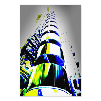 Lloyd's Building London Art Photo Print