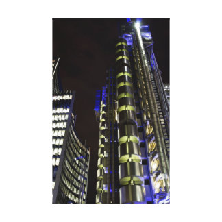Lloyd's Building London Canvas Print