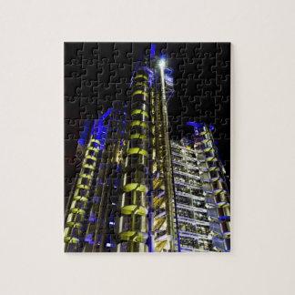 Lloyd's Building London Jigsaw Puzzle