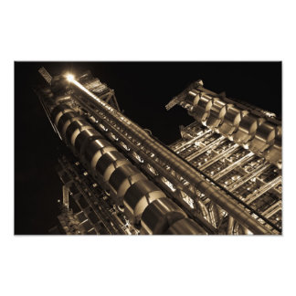 Lloyd's Building London Photo Art