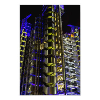 Lloyd's Building London Photographic Print