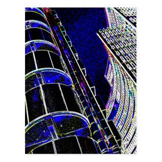 Lloyd's Building London Postcard