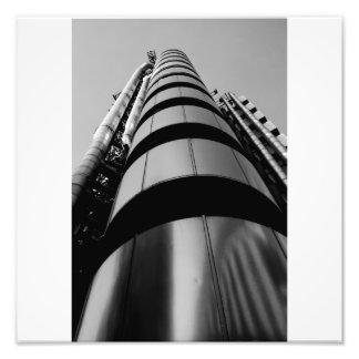 Lloyds of London Building Photo Art
