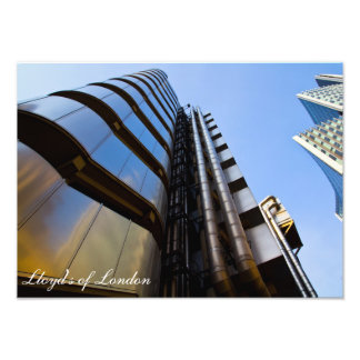 Lloyd's of London building Photo