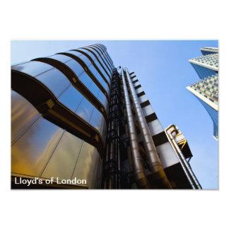 Lloyd's of London building Photo Print