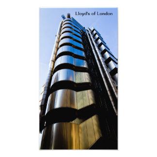 Lloyd's of London Photo Print