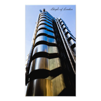Lloyd's of London Photographic Print