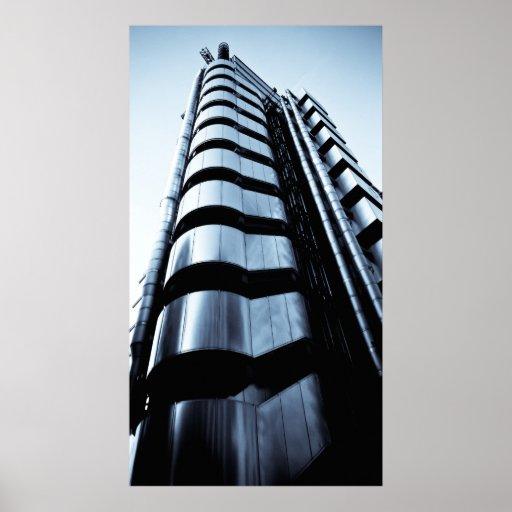 Lloyds of London Poster