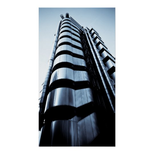Lloyds of London Poster