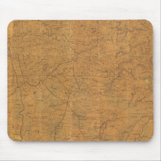 Lloyd's official map of the state of Tennessee Mouse Pad