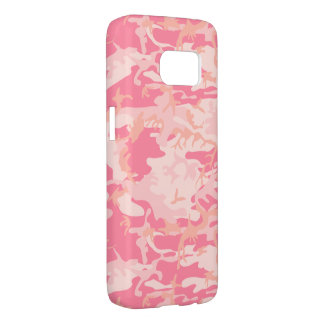 !llustration of camouflage in pink