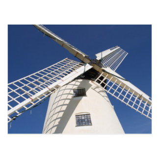 Llynnon Mill, Llandeusant, Anglesey, Wales (RF) Postcard