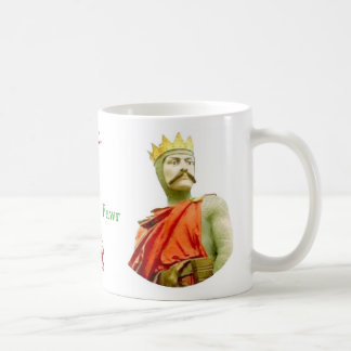 Llywelyn Fawr Defender of the Realm Series Coffee Mug