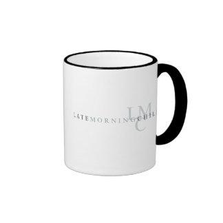 LMC Typeface Logo Mug