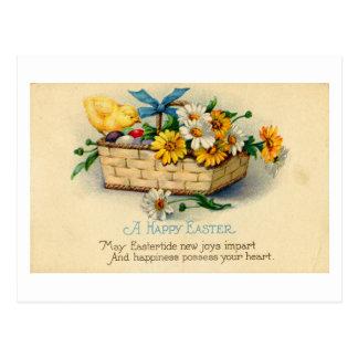 LMU Library Easter Postcard