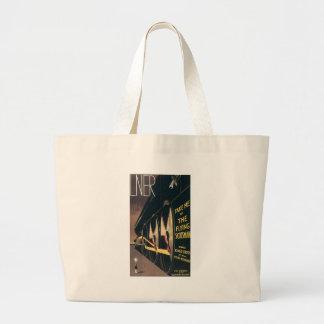 LNER Take Me by the Flying Scotsman Jumbo Tote Bag