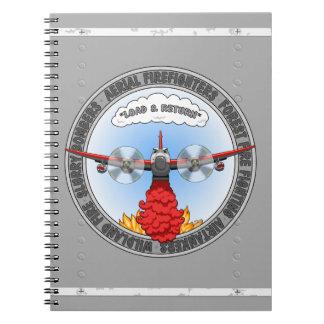 Load & Return Airtanker Notebook