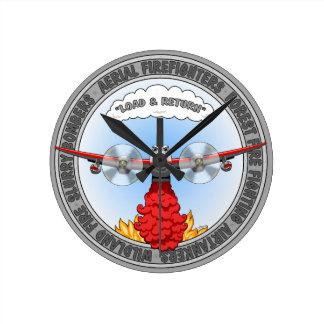 """Load & Return Med Wall Clock 8"""""""