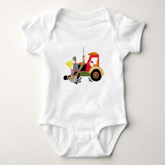 Loader Baby Bodysuit