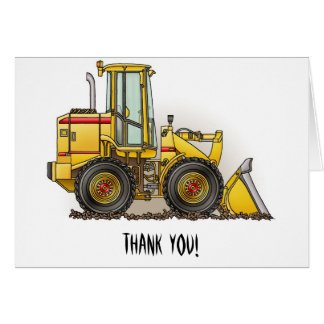 Loader Note Card