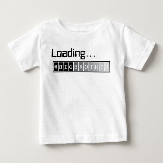 Loading Big Brother Baby T-Shirt