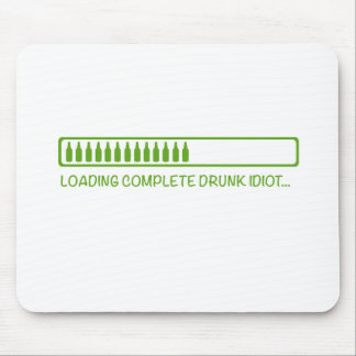Loading drunk mouse pad
