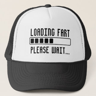 Loading Fart Trucker Hat
