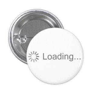 Loading Image Icon 3 Cm Round Badge