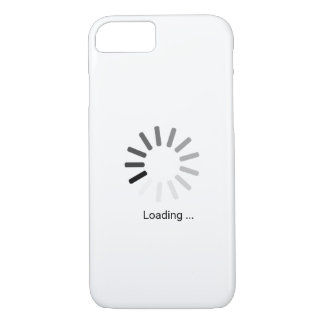 """Loading..."" Phone Case"