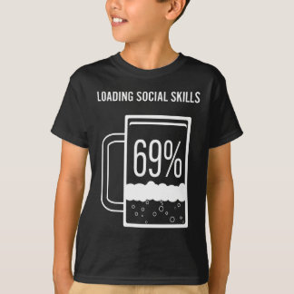 Loading Social Skills T-shirt