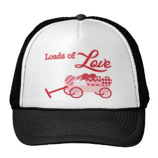 Loads of Love Valentine's Day Trucker Hat