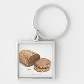 Loaf of bread key ring