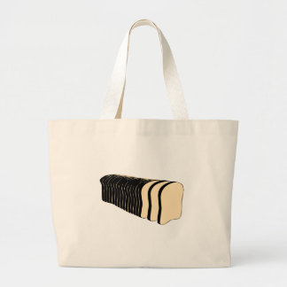 Loaf of Sliced Bread Canvas Bags