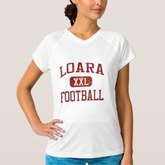 Loara Saxons Football T-Shirt