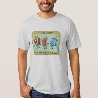 lobby snacks t-shirt