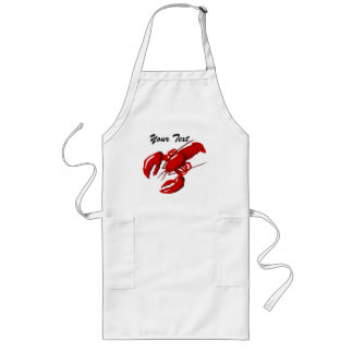 Lobster Apron Template