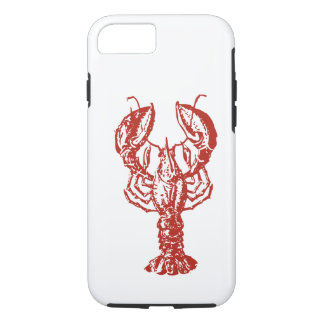 Lobster Art, King of Seafood Gifts iPhone 7 Case