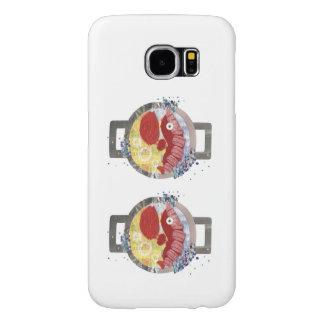 Lobster Beach Samsung Galaxy S6 Case