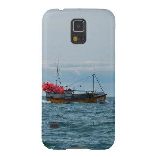 Lobster Boat Amanda Jane Galaxy Nexus Case