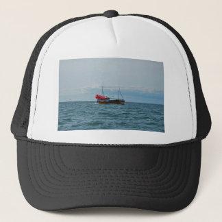 Lobster Boat Amanda Jane Trucker Hat