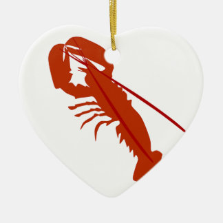 Lobster Christmas Ornament
